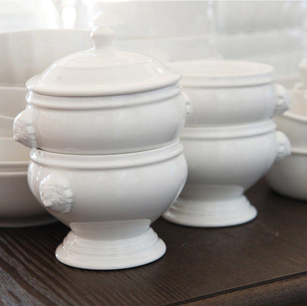 Zuppiera Chimera da La Porcellana Bianca | Designbest