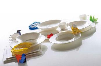 Servizio Origami Oval