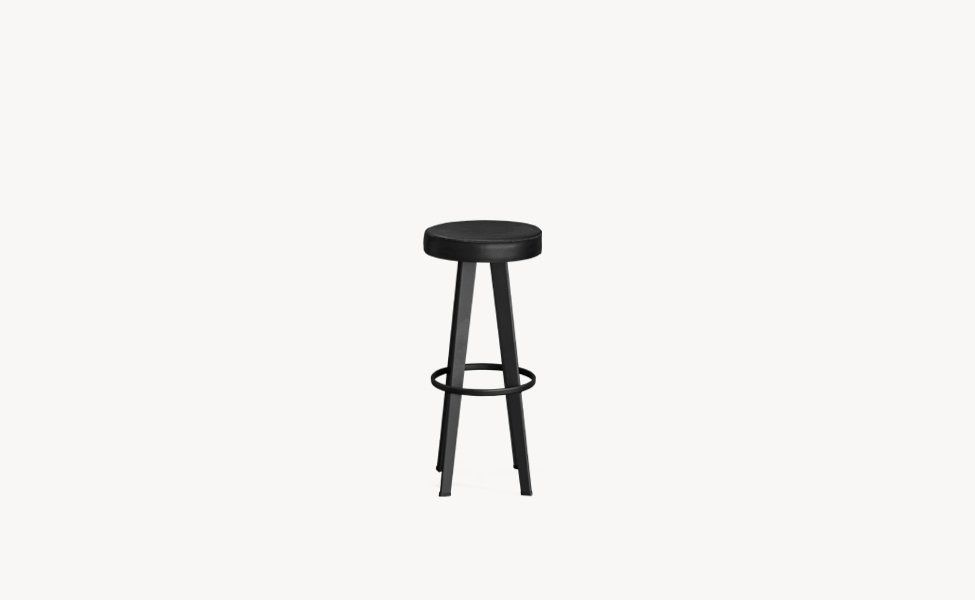 Sgabello bar stud high stool da diesel living with moroso designbest