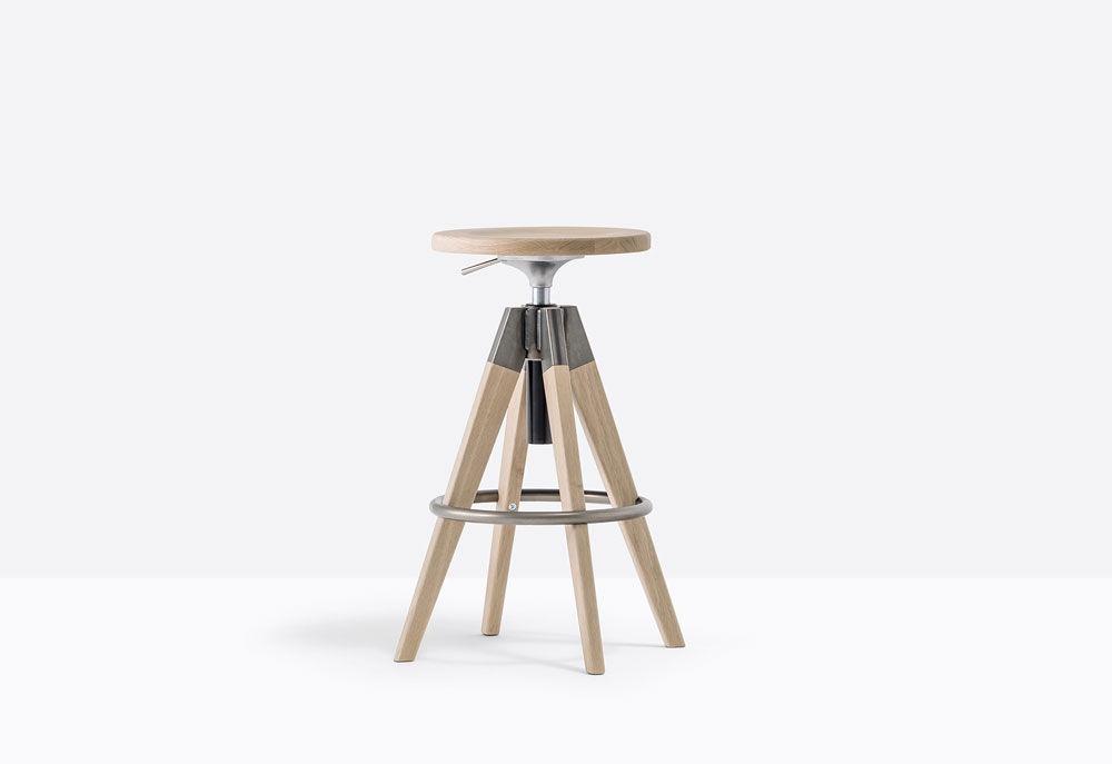 Pedrali hocker hocker arki stool arkw6 designbest