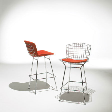 Hocker Bertoia