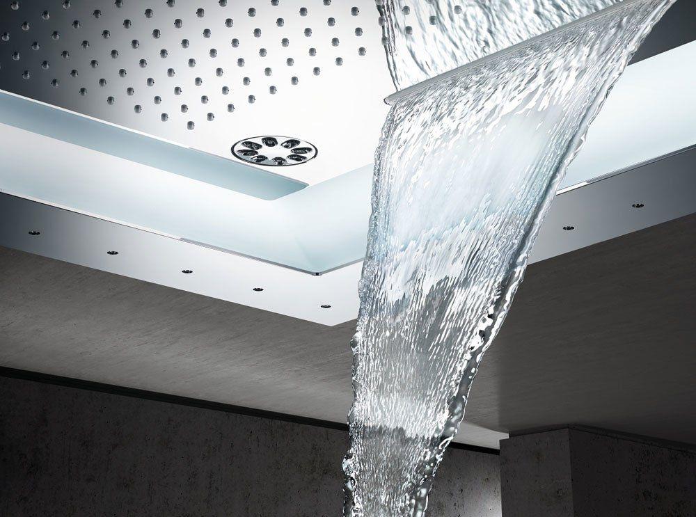 Rainmaker select hansgrohe docce e cabine soffioni e