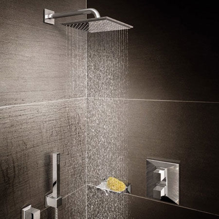 Shower head Rainshower Allure