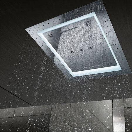 Grohe rainshower f soffione doccia a pioggia series cromato