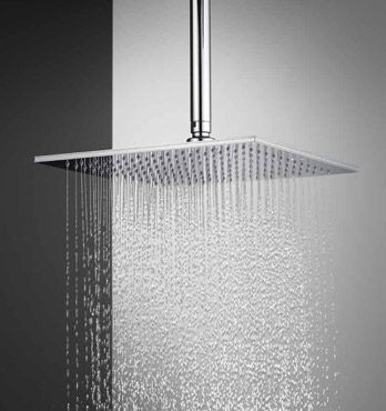 Shower head KWC Piatto