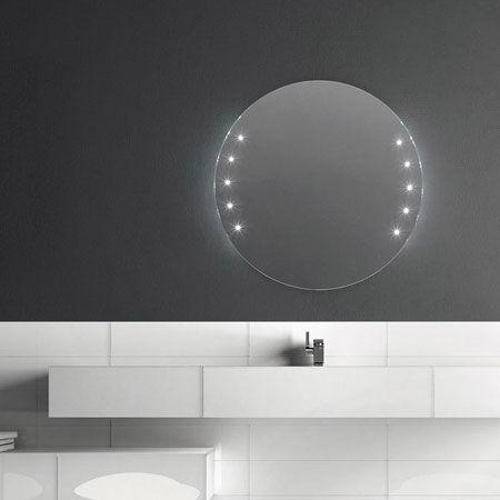 Specchio Argento TAP5