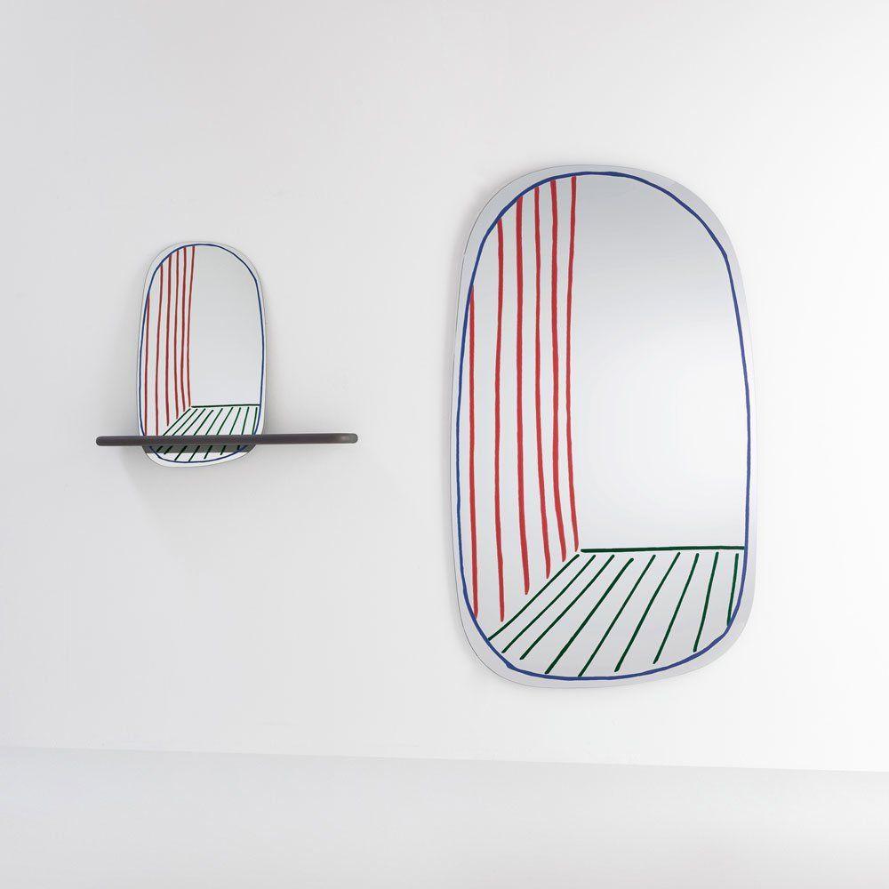 Specchio New Perspective Mirror