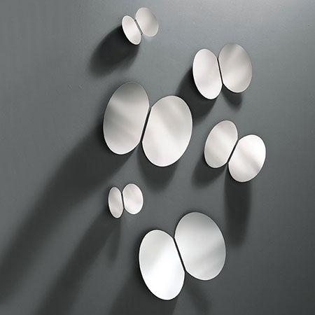 Spiegel Farfalle