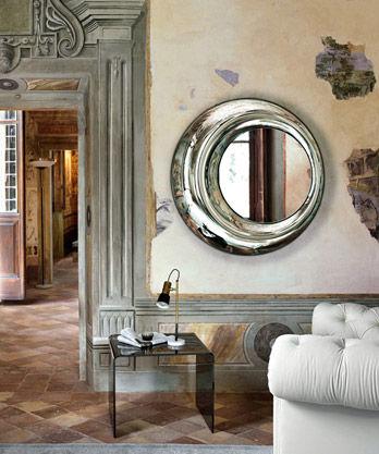 Spiegel Rosy
