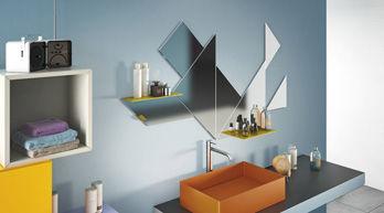 Mirror Tangram