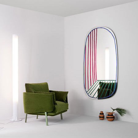 Specchio New Perspective Mirror