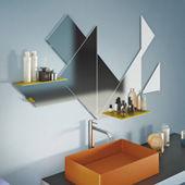 Spiegel Tangram