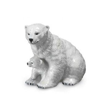 Statuetta Orso con cucciolo