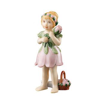 Statuetta Gemma fatina in fiore
