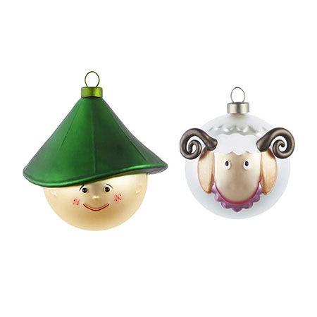 Ornament Pastorello e Pecorello