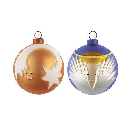 Décoration de Noël Angioletto e Stella Cometa