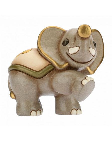 Statuetta Elefante in cammino