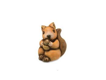 Statuetta scoiattolo Berni