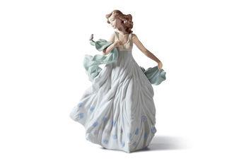 Statuetta Dama