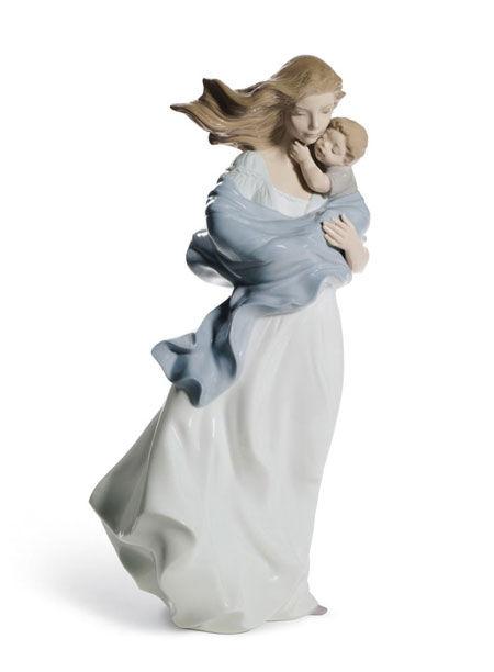Statuetta Tenero abbraccio