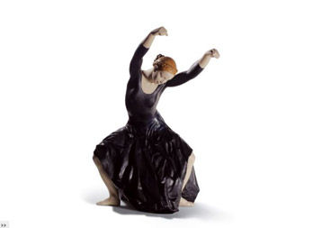 Statuetta Lo spirito della danza