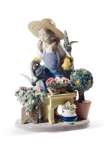 Statuetta Nel mio giardino