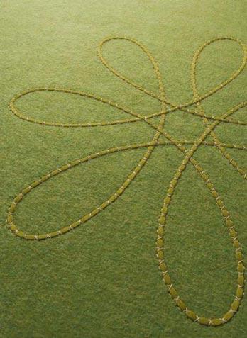 Teppich Flower