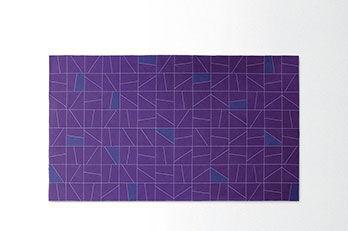 Teppich Origami
