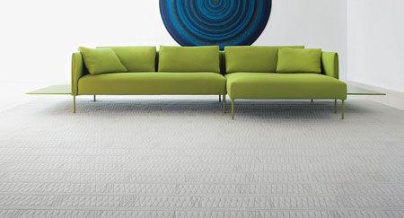 Teppich Greca