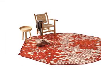 Teppich Losanges