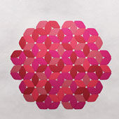 Teppich Kaleidoscope