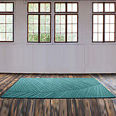 Tapis Palm Leaf