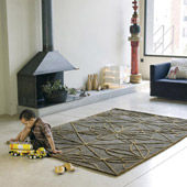 Tapis African House 3