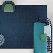 Tappeto Geometrics Fabrics