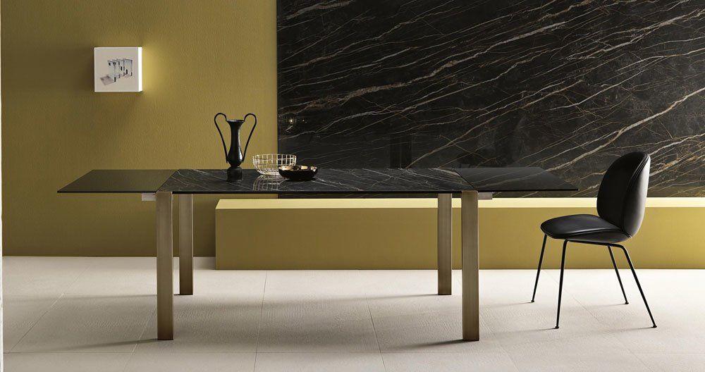 Tavolo livingstone ceramic avanguardia arredamenti for Mancini arredamenti