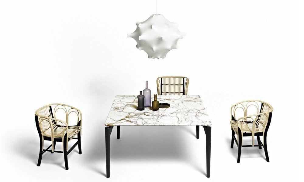 Tavolo De Padova Quadrato.Tables Table 95 By De Padova