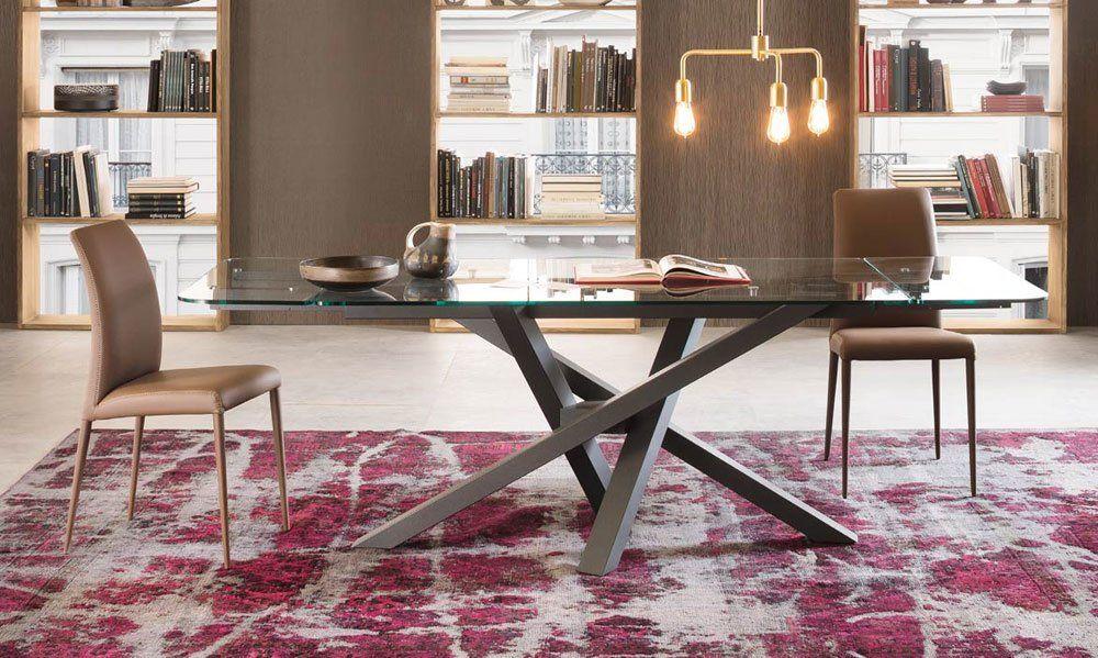 Tables: Table Shangai Big by Riflessi