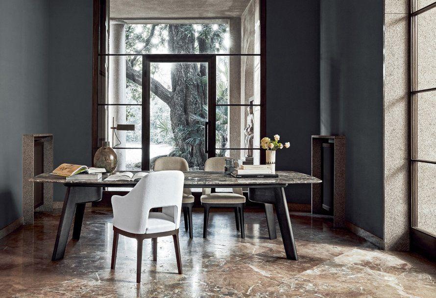 flexform mood tische tisch orlando designbest. Black Bedroom Furniture Sets. Home Design Ideas