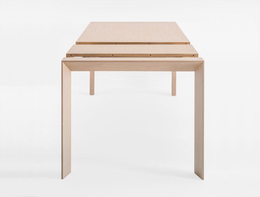 pedrali tische tisch surface tsu designbest. Black Bedroom Furniture Sets. Home Design Ideas