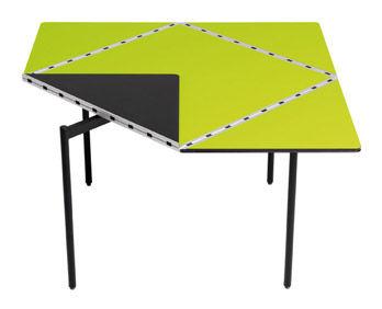 Tisch Drehklapp-Tisch 511