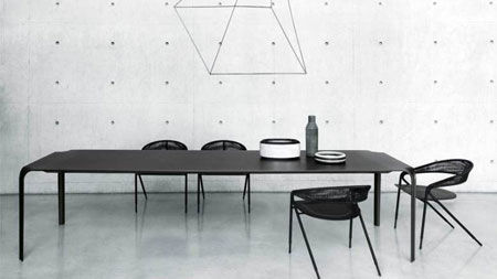 Table Brasilia