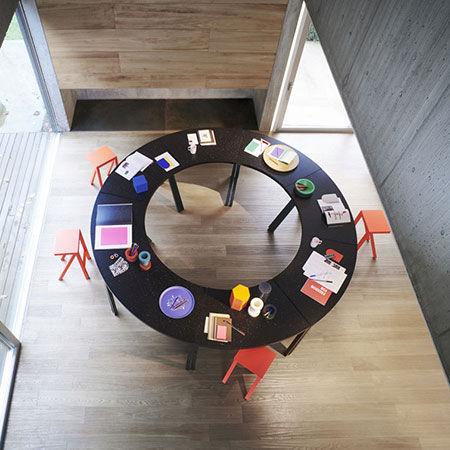 Tisch Bureaurama