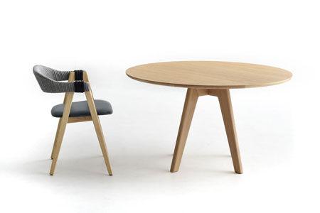 Table Mathilda by Moroso
