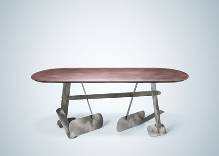 Tisch Vomere