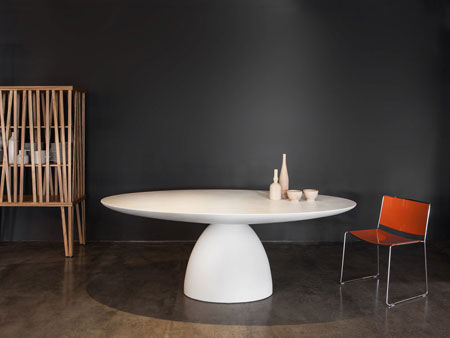 Tisch Ellipse Table