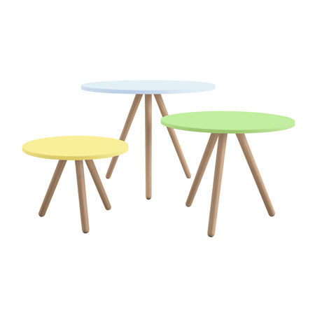 Tisch Woody