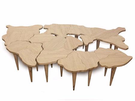 Tisch Pangea