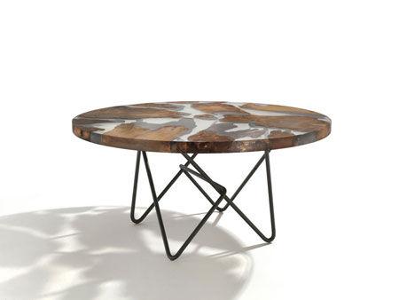 Tisch Earth