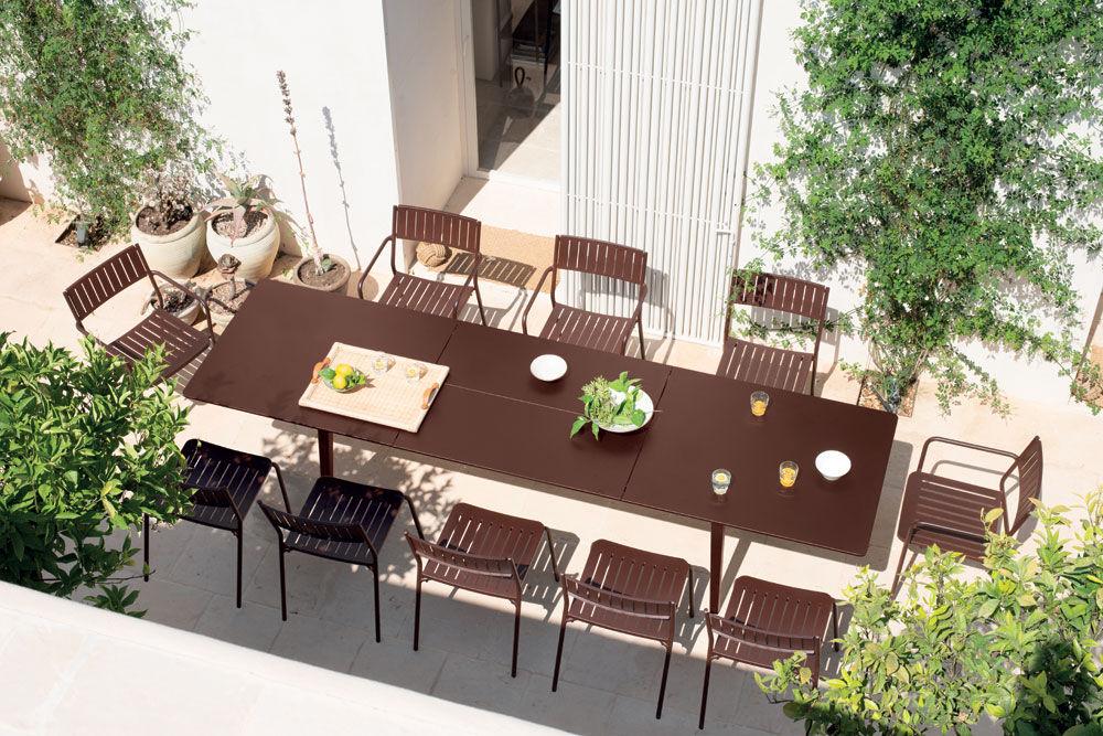 Tavoli Da Giardino Vicenza.Tavolo Plus4 Da Emu Designbest