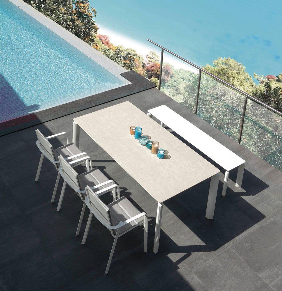 Table Milo Design Marco Acerbis